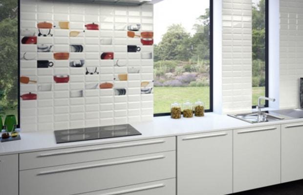 cuisine carrelages import. Black Bedroom Furniture Sets. Home Design Ideas