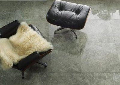 Carrelages effet marbre pour le sol