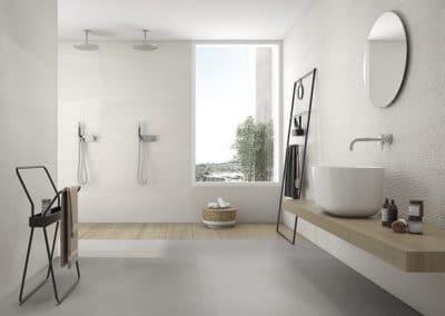 Carrelages pour la salle de bains et la douche