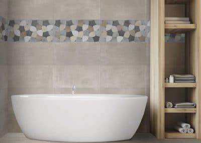 Carrelages pour la douche et salle de bains